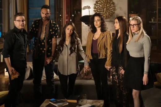 All hands - The Magicians Season 5 Episode 6