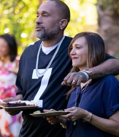 Rashida and Kenya on BlackAF
