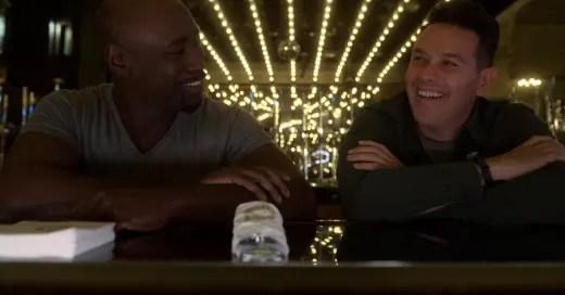 Dan and Amenadiel Dads - Lucifer Season 5 Episode 6