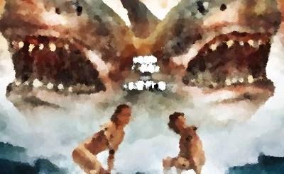 『ダブルヘッド・ジョーズ』(B級映画 2012年) あらすじ&ネタバレ ハルク・ホーガンの娘ブルック・ホーガン主演