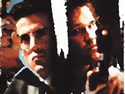 『デッドフォール』(1989年)あらすじ&ネタバレ シルヴェスター・スタローン,カート・ラッセル主演