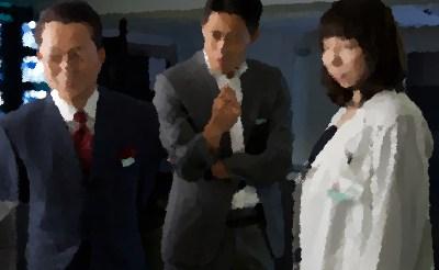 相棒14 第5話「2045」あらすじ&ネタバレ 平岩紙,田川可奈美ゲスト出演