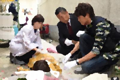 科捜研の女16(2016年)第4話「猫の時間」 山田裕貴&吉田ウーロン太ゲスト出演