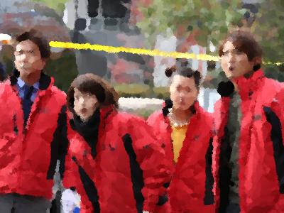科捜研の女14(2014年) 第9話(最終回)「白昼の殺人雨」篠田光亮&辻葉子ゲスト出演