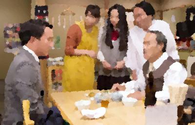 『釣りバカ日誌2』第2話 遠山俊也ゲスト出演 リボーン浜崎が誕生www
