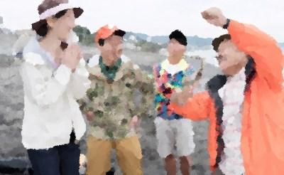 釣りバカ日誌2 第4話「ハマちゃんvs美人サギ師」前野朋哉&マイコ ゲスト出演