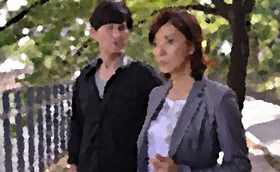 『ショカツの女8 新宿西署 刑事課強行犯係』松本明子&デビット伊東ゲスト出演