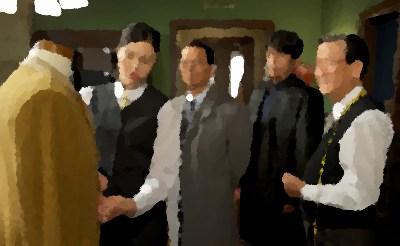 『相棒9』第14話「右京のスーツ」あらすじ&ネタバレ 青山倫子&小松政夫ゲスト出演