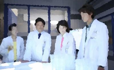科捜研の女14(2014年) 第6話「天才科学者に挑戦」忍成修吾&大家由祐子ゲスト出演
