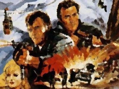 『荒鷲の要塞』(1968年) あらすじ&ネタバレ  リチャード・バートン&クリント・イーストウッド主演