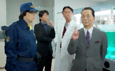 相棒10(2011年)第9話「あすなろの唄」あらすじ&ネタバレ 利重剛,酒向芳ゲスト出演