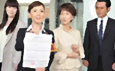 『刑事・ガサ姫1』(2012年8月)あらすじ&ネタバレ 沢田亜矢子,遠野なぎこゲスト出演