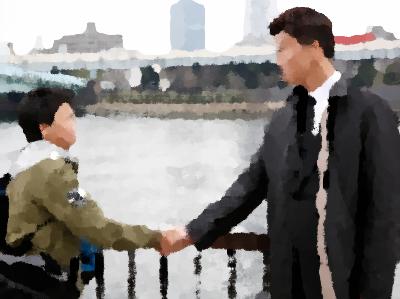 BG~身辺警護人~ 第8話 あらすじ&ネタバレ 村田課長は生きてる!? 伊武雅刀ゲスト出演