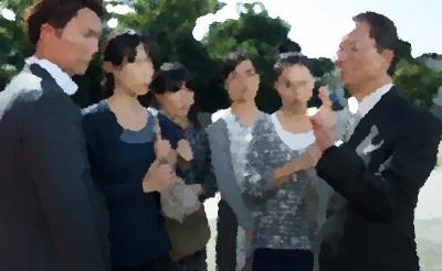 相棒13(2014年)第6話「ママ友」あらすじ&ネタバレ 岩崎ひろみ,春木みさよゲスト出演