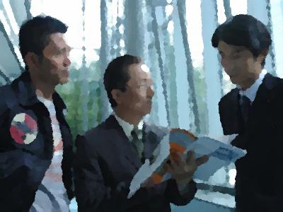 相棒7(2008年)第3話「沈黙のカナリア」あらすじ&ネタバレ 眞島秀和,大沢健ゲスト出演