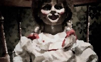 『アナベル 死霊館の人形』シリーズ3作目 (2014年) あらすじ&ネタバレ アナベル・ウォーリス主演
