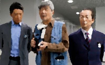 相棒17第3話「辞書の神様」あらすじ&ネタバレ 森本レオ,森田順平ゲスト出演