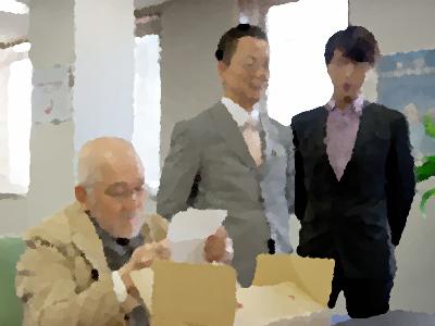 相棒9(2010年)第3話「最後のアトリエ」あらすじ&ネタバレ 米倉斉加年,貴山侑哉ゲスト出演