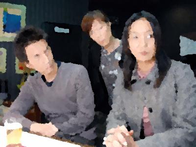 『黒い骨』(テレ東 2007年2月)あらすじ&ネタバレ片平なぎさ主演,戸田恵子,古谷一行出演