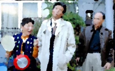 『神楽坂署生活安全課4/ご近所トラブル殺人事件』(2008年4月)あらすじ&ネタバレ 森次晃嗣,藤田弓子ゲスト出演