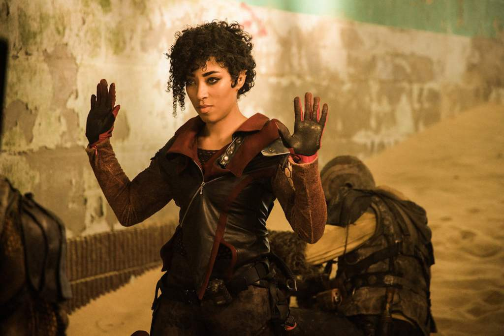 Vagrant Queen: Cancelled; No Season Two for Syfy Series