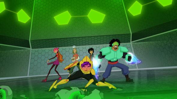 Big Hero 6: Season Three to End the Disney XD Animated Series
