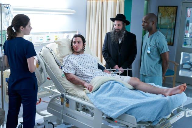 Nurses: NBC Pulls Anti-Semitic Episode From Their Streaming Platform