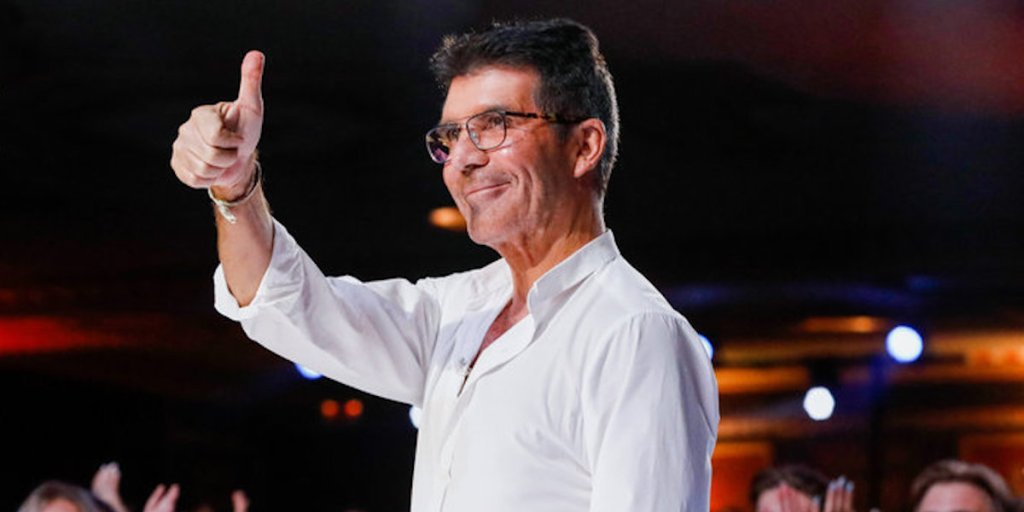 Simon Cowell Reveals The Silver Lining To Breaking His Back In Accident