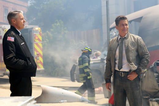 A Job offer for Owen  - 9-1-1: Lone Star Season 2 Episode 14