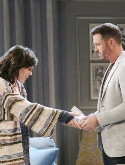 A Major Slip/Tall - Days of Our Lives