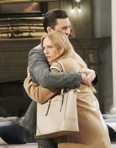 An Emotional Goodbye - Days of Our Lives