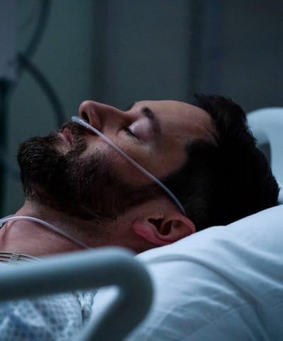 Bedridden Max - tall - New Amsterdam Season 3 Episode 12