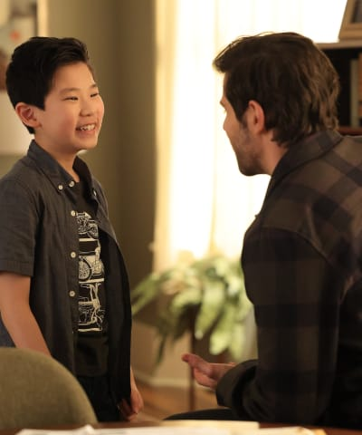 Excited to See Eddie - tall - A Million Little Things Season 3 Episode 12