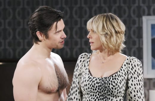 Nicole's Drunken Mistake - Days of Our Lives