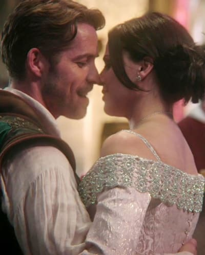 Outlaw Queen - Once Upon a Time Season 5 Episode 23
