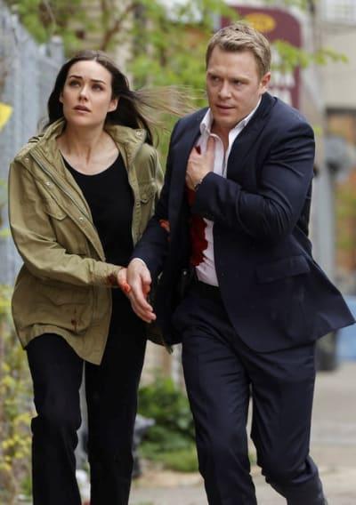 Running for Cover - The Blacklist Season 8 Episode 19