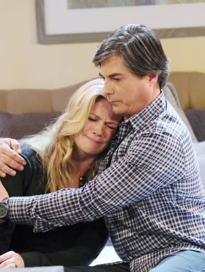 Sami Confides in Lucas/Tall - Days of Our Lives