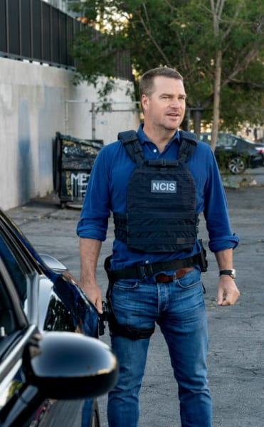 Seeking Tech - NCIS: Los Angeles Season 12 Episode 16