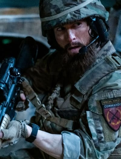 Special Forces Commando - Debris Season 1 Episode 11