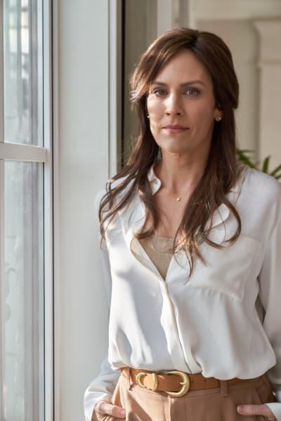Annabeth Gish as Jennifer Dulos - Gone Mom