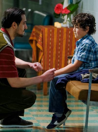 Helping in Guatemala / Tall - The Good Doctor Season 4 Episode 19