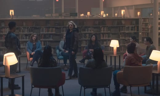 June support group - The Handmaid's Tale Season 4 Episode 8