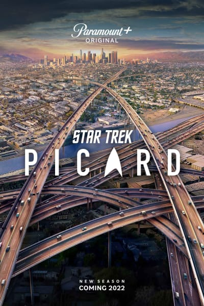 Star Trek: Picard Season 2 Art
