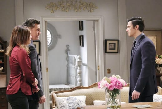 Xander Gets Out Of Hand - Days of Our Lives