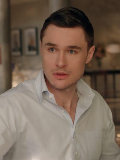 Adam Talks to Blake - Dynasty Season 4 Episode 9