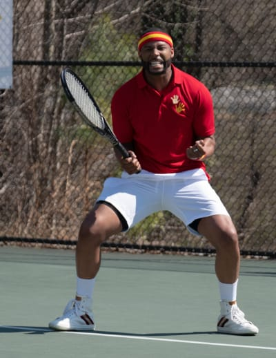 Culhane Tennis - Dynasty Season 4 Episode 11
