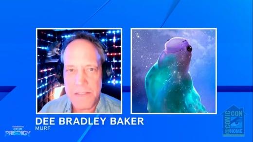 Dee Bradley Baker - Star Trek: Prodigy