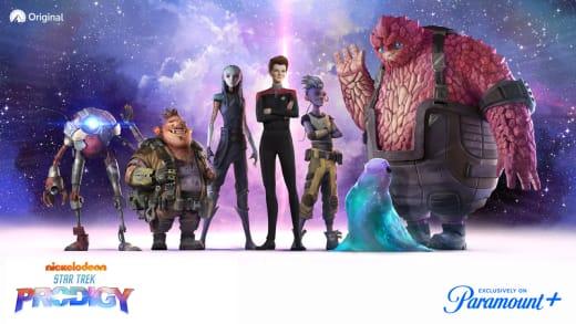 Star Trek: Prodigy First Look