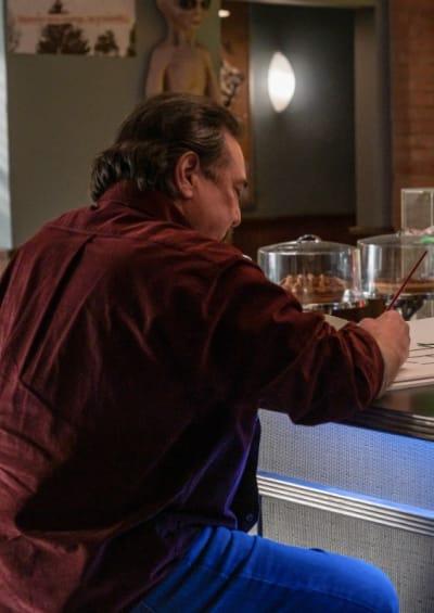 Arturo Writes - Roswell, New Mexico Season 3 Episode 5