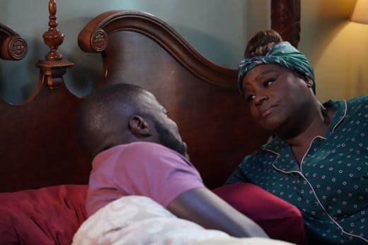 Bedtime Chat - Good Girls Season 4 Episode 15